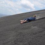 Cerro Negro Volcano Sandboarding - Vapues Tours