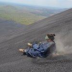 Sliding Cerro Negro Volcano - Vapues Tours
