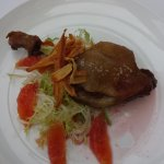 Anise Scented Confit Duck Leg