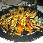 Foto de Captain Cook Restaurant