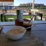 Breakfast view / rooftop bar