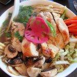 Vietnamese Pho Chicken Bowl