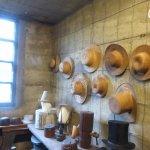 Hatmaker's shop