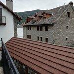 Balcón a la terraza