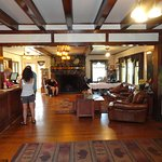 The Lobby of the Lodge