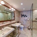Coral Stone - Master Bathroom