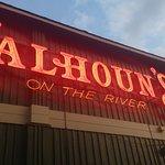 Calhoun's, a great BBQ place