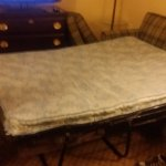 Dirty filthy mattress