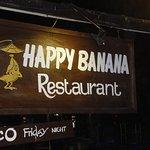 Foto van Happy Banana
