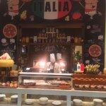 Italian food bar