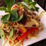 Khmer Beef Salad
