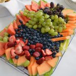 Banquet and Catering Fresh Fruit Tray