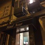 Photo de azur hotel