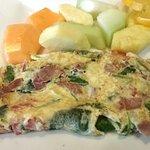 Tuscan Omelette