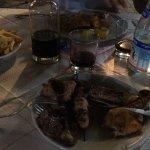Grigliata e carne fritta