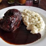 filet meal (for about $14 US)