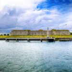 Fort Independence, Castle Island, South Boston