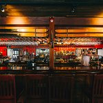Historic Bar Scene at Cottonwood