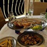 Scorpion fish fantastic last meal in croatia