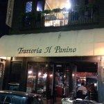 Do eat here.