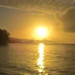 Waitabu sunrise