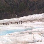 Hike on the Glacier