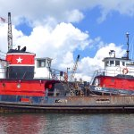 Tugs - New Bedford Harbor