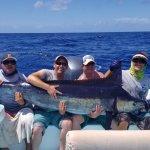 2017 Catch - Blue Marlin