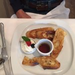 Breakfast at Bonaparte-French Toast