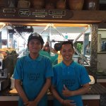 We have had coffee here every morning in Sanur! Great friendly and smiling staff and great coffe