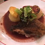 Duck - first course