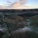 Inflight Yarra Valley