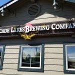 Cascade Lakes Brewing Co sign