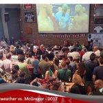 Mayweather vs. McGregor Fight  - Score Phnom Penh
