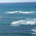 Waikkiki Beach is only 10 mins away.