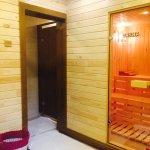 swedish sauna (찜질방)