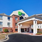 Foto de Holiday Inn Express Reidsville