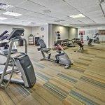On site Fitness Center Holiday Inn Express Murfeesboro