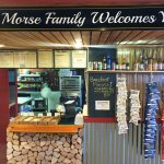 The Morse Family Welcomes You!