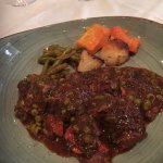 Oxtail with veggies was superb!