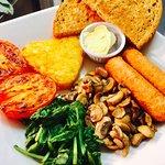 Best Vegan menu in town!!