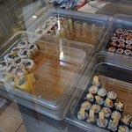 Masaaki's sushi rolls