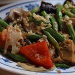 Lotus Vegetables 菜脯小炒王 - 小 ($12)