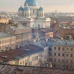 Foto de AZIMUT Hotel Saint Petersburg