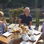 High Tea at the Old Boathouse