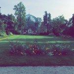 Jardin des serres