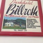 Parkhotel Billroth Foto