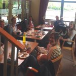 Tweedbank Mums enjoy meeting at Herges on the Loch every Tuesday