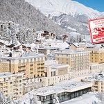 Foto di Kulm Hotel St. Moritz