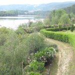 Romántico paseo junto al Balneario de Laias y su maravillosa piscina termal exterior
